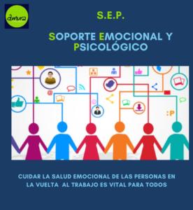 Soporte emocional y psicológico